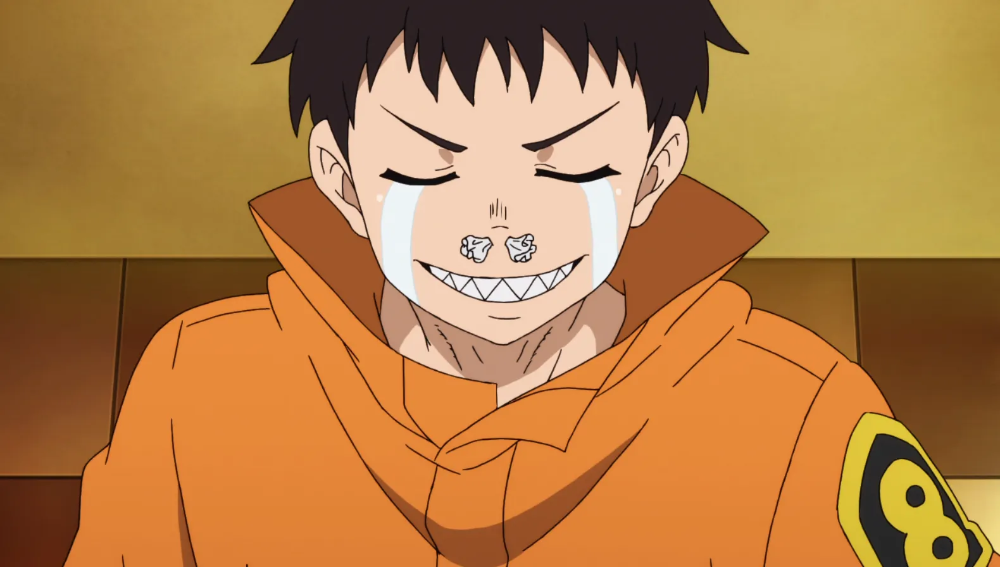 Fire Force Episode 23 & 24 12 Years Ago Gallery