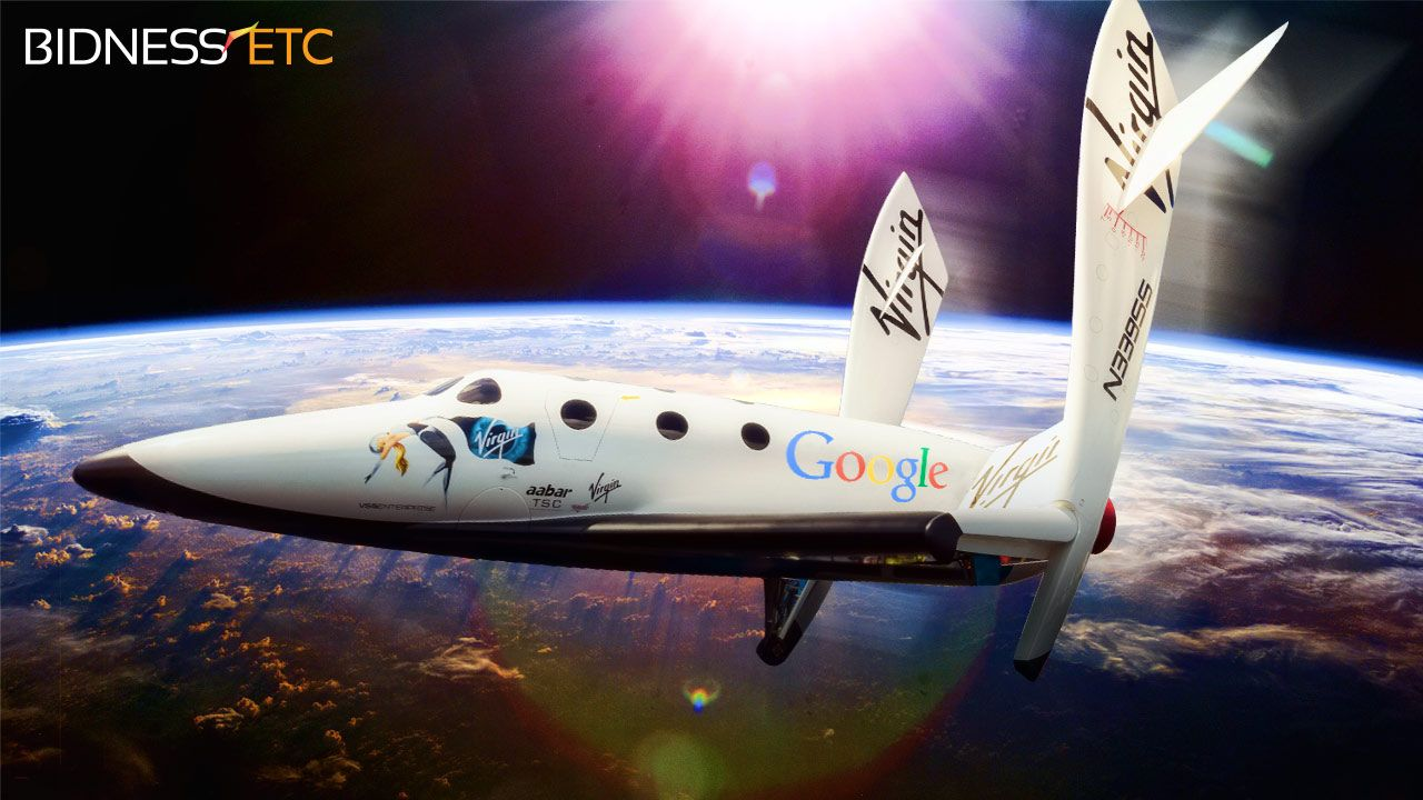 Google plans space venture in collaboration with virgin galactic google plans space venture in collaboration with virgin galactic buycottarizona