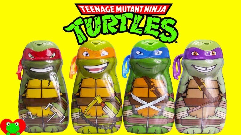 Age Mutant Ninja Turtles Bathroom Accessories