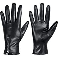 Winter Leather Gloves for Women Touchscreen Texting Warm Driving Gloves by Dsane          Disclaimer: I am an Amazon associate and I will have a commission if you buy this product from the amazon website without any additional cost on you. #ad #affiliate #gloves #mittens