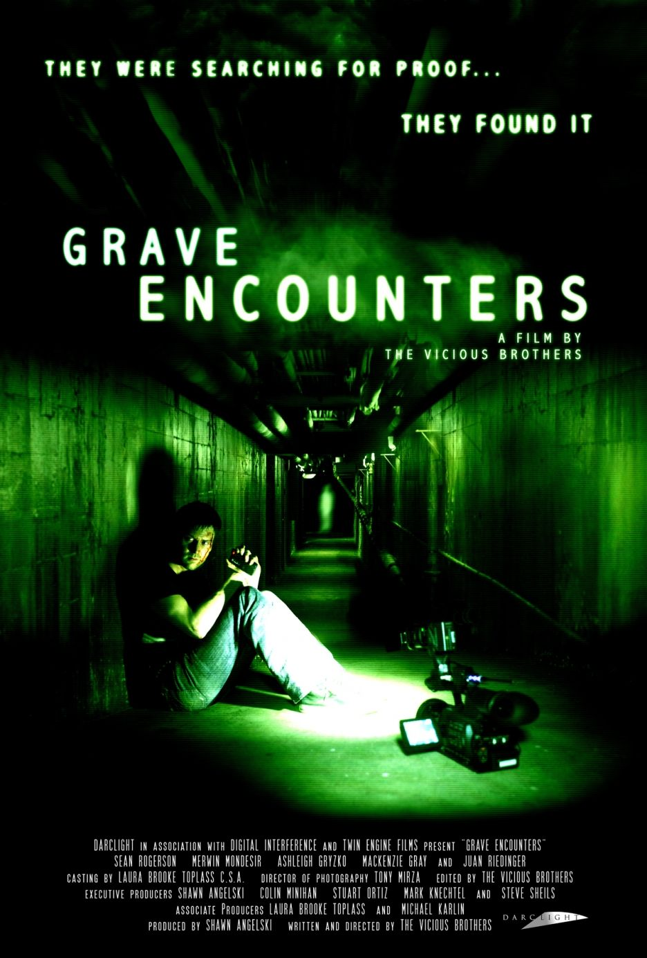 Grave Encounters 2011 Directed By The Vicious Brothers