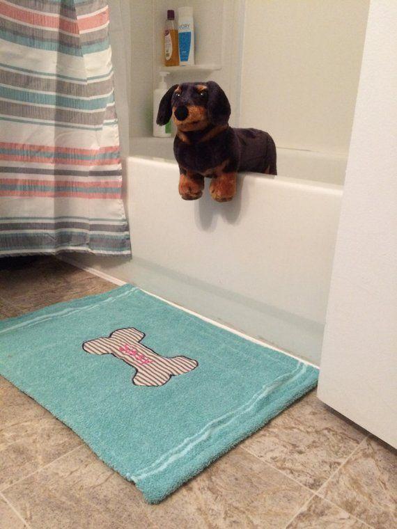 Dog Mat Dog Bone Rug Dog Bath Mat Bath Mat Dog Rug Products