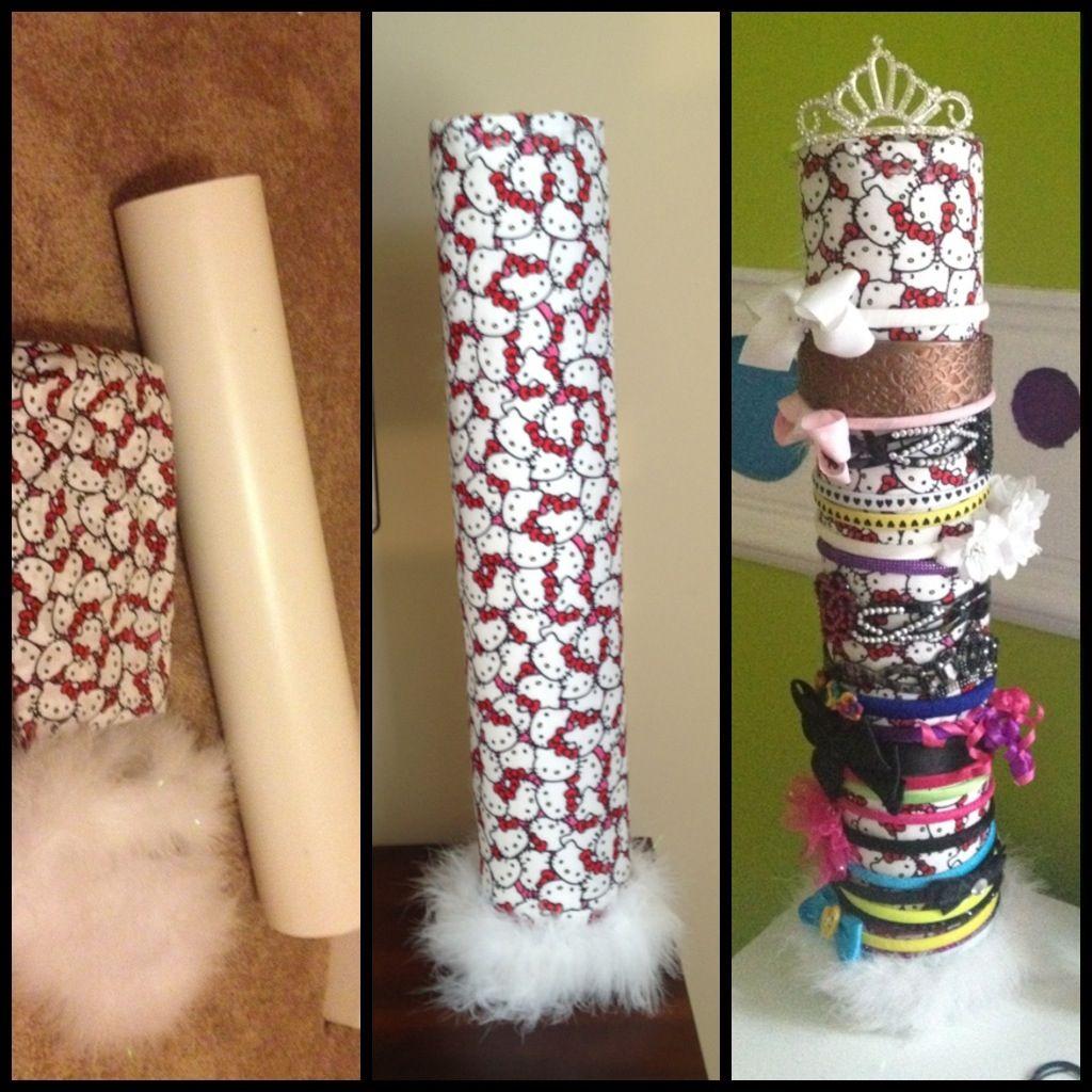 DIY headband holder | DIY | Pinterest | Headband holders ...