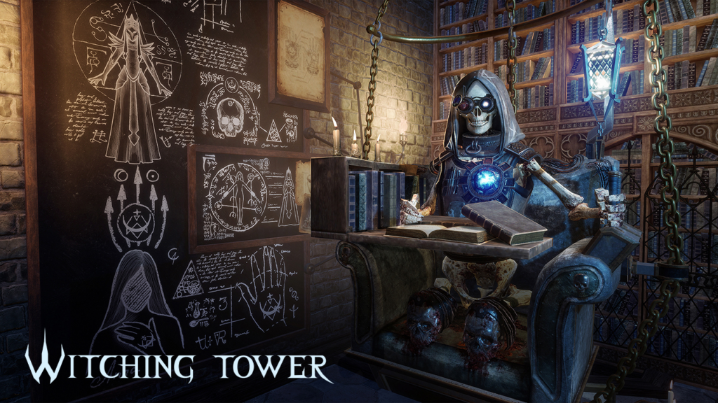 Fantasy Adventure The Witching Tower VR Delayed It has