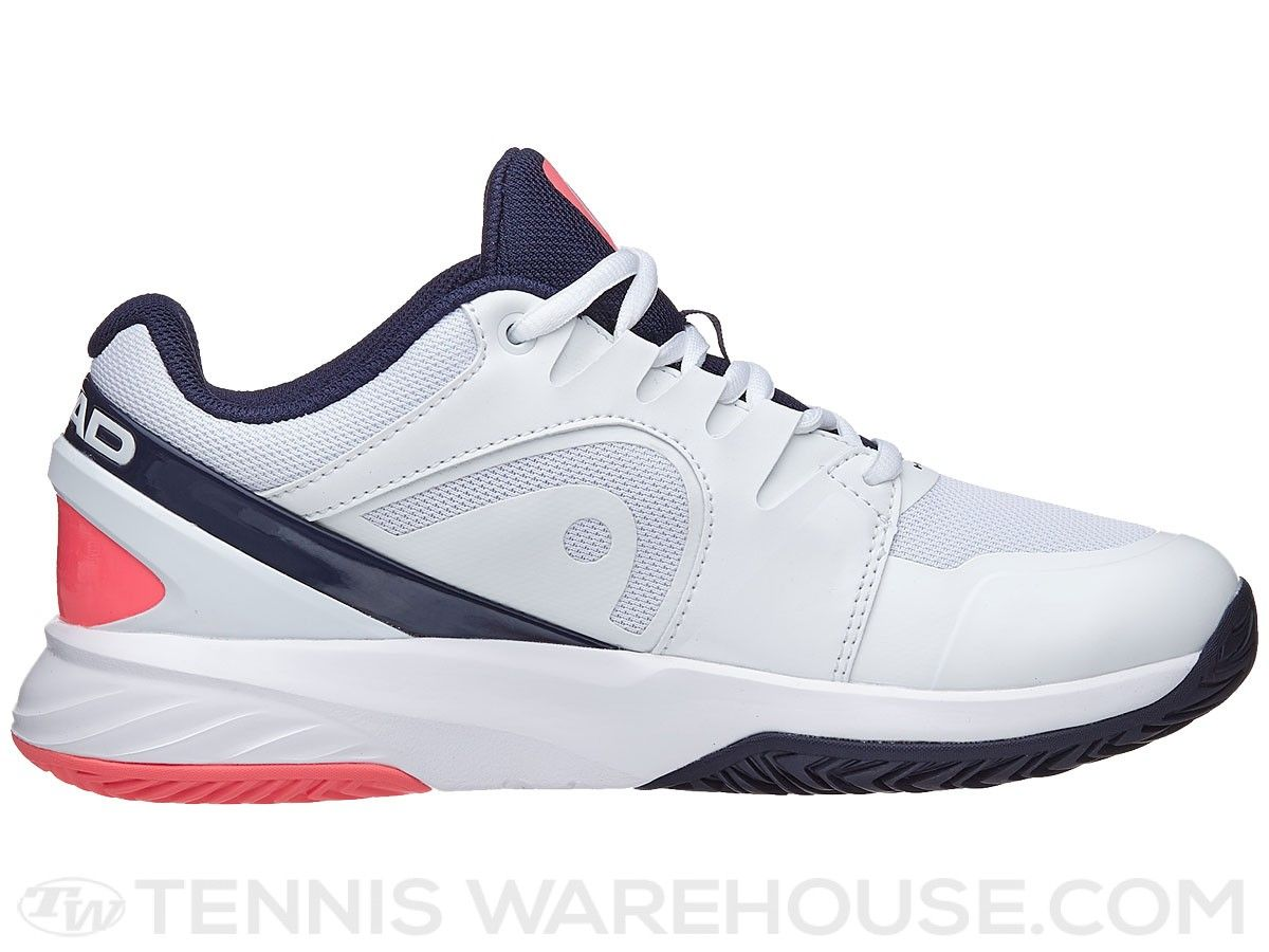 1867be01f58d9 Head Sprint Team 2.0 White Coral Women s Shoes
