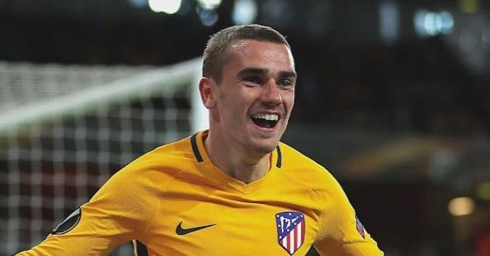 Griezmann Long Hairstyle