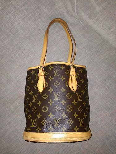 Superb Louis Vuitton Pe Bucket Bag Authentic Very Clean Ebay
