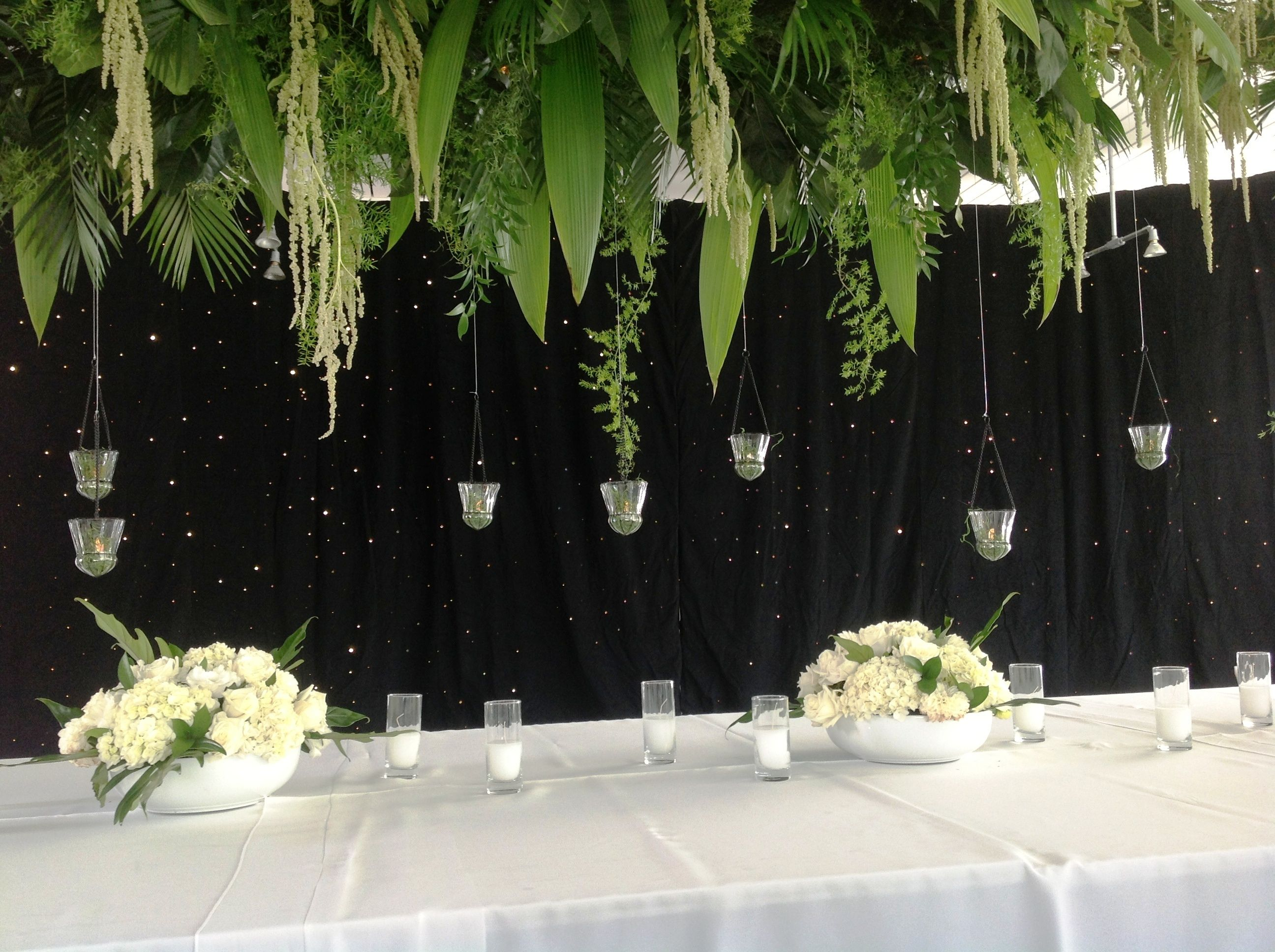 This Wedding Was Amazing Three 20 Hanging Panels With Various