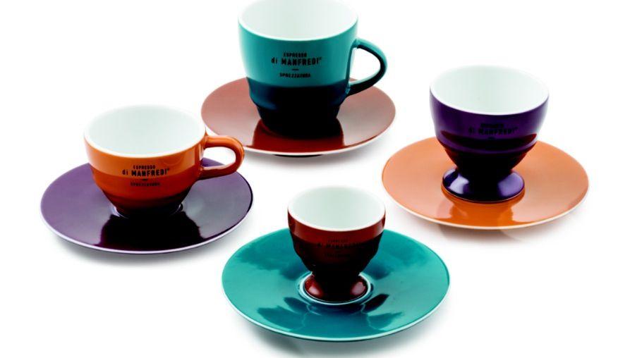 Espresso di Manfredi new product range. Vince frost & Graziela Machado & Carlo Giannasca, frost design sydney