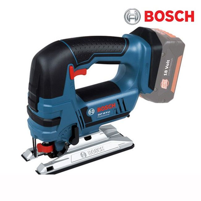 Bosch Gst18v Li Professional 18v Cordless Jigsaw Body Only New Bosch Gts18cli Professional Jigsaw Cordless Powerto Bosch Tools Bosch Drywall Construction