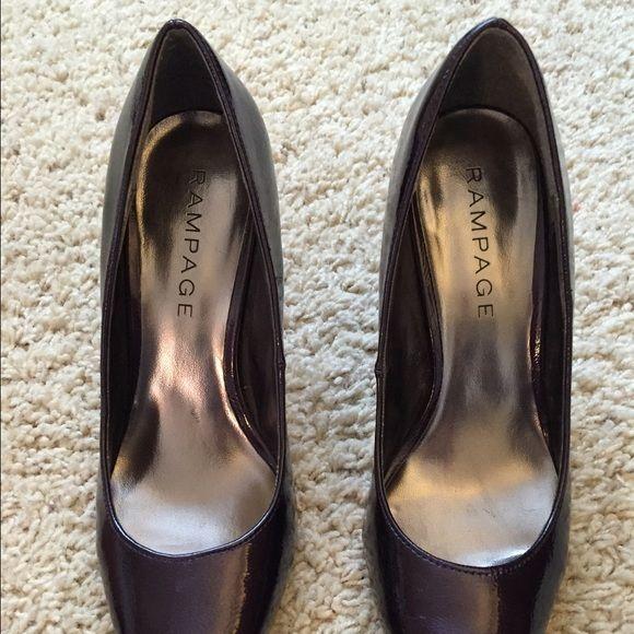 ad1a4e97233a Size 8.5 Rampage heels