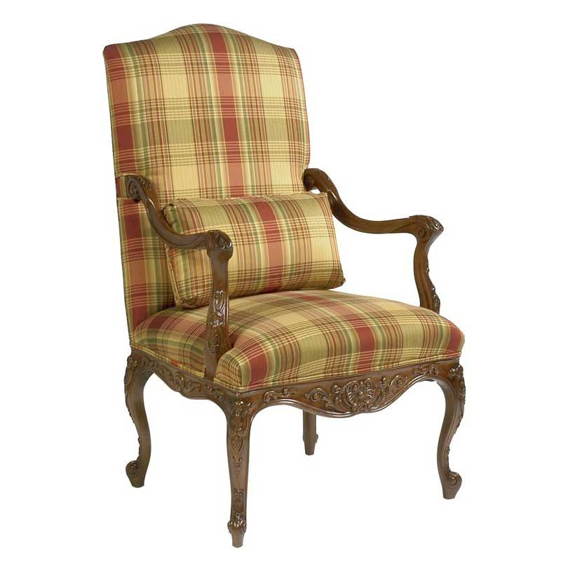 HK 3625 Woodmark By Hekman Provencal Arm Chair