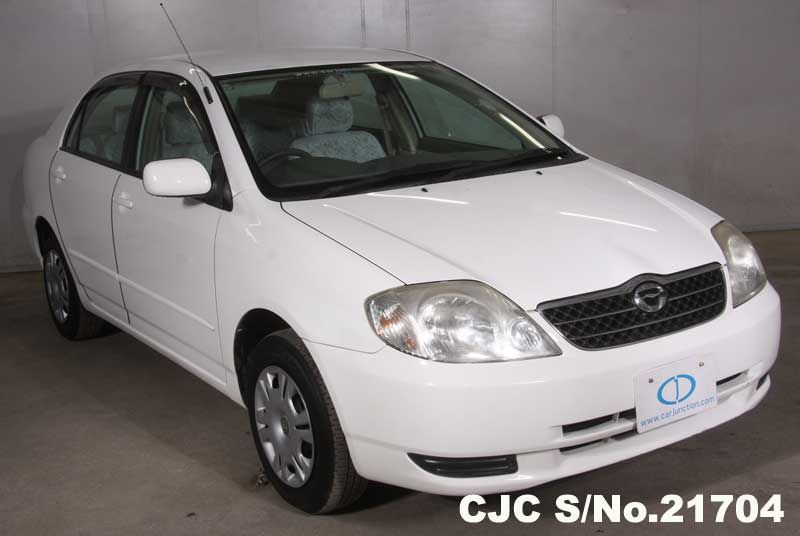 2002 Toyota Corolla S No 21704 Chassis Nze121 Grade 4 Very Good Condition Type Sedans Mileage 69000 Km Toyota Corolla Japanese Used Cars Used Cars