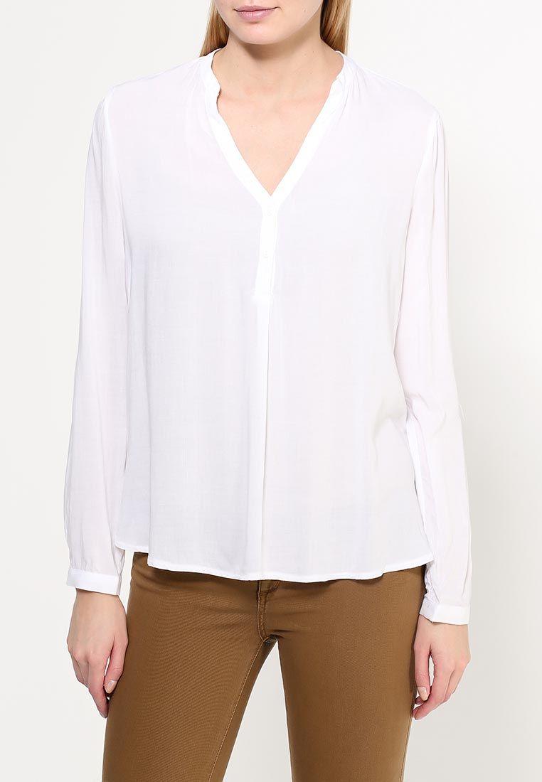 Блуза Befree купить за 1 399руб BE031EWHIQ38 в интернет-магазине Lamoda.ru
