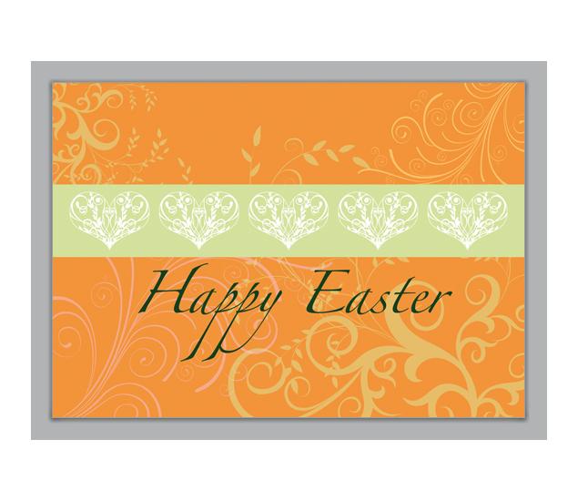 Ornamentale Osterkarte mit Herzen: Happy Easter - http://www.1agrusskarten.de/shop/ornamentale-osterkarte-mit-herzen-happy-easter/    00021_0_2210, Grußkarte, Humor, Illustration, Kind, Klappkarte, lustig, Ostereier, Osterfest, Osterhase, Osterkarten, Ostertag00021_0_2210, Grußkarte, Humor, Illustration, Kind, Klappkarte, lustig, Ostereier, Osterfest, Osterhase, Osterkarten, Ostertag