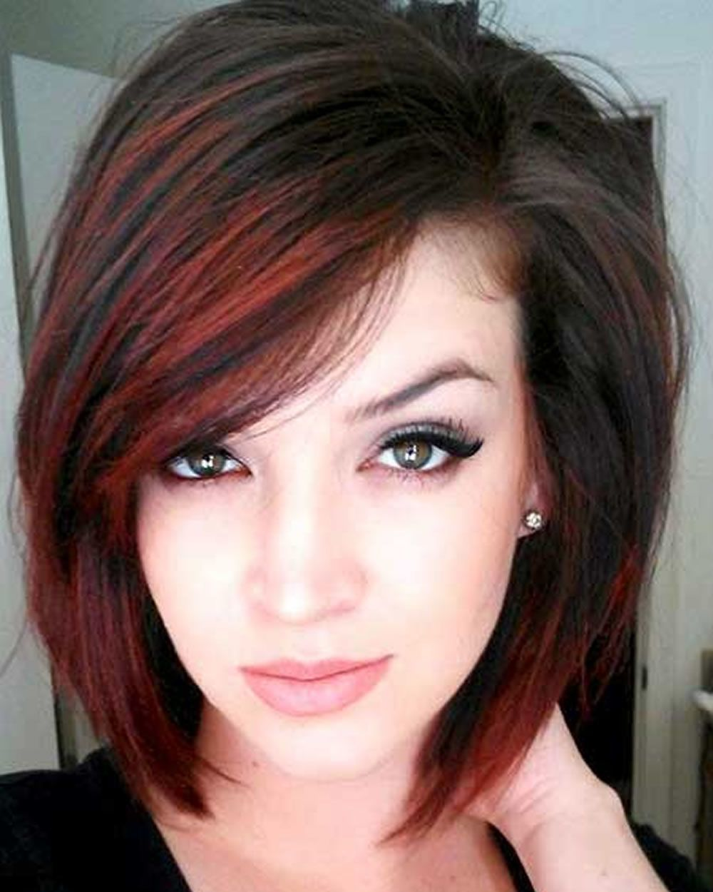 Cool the best colors for short hair short hair colors in