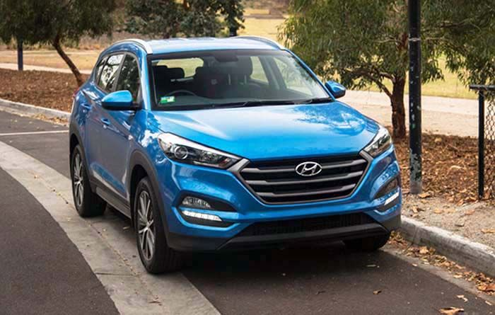 New 2018 Hyundai Tucson: Model Redesign and Release Date