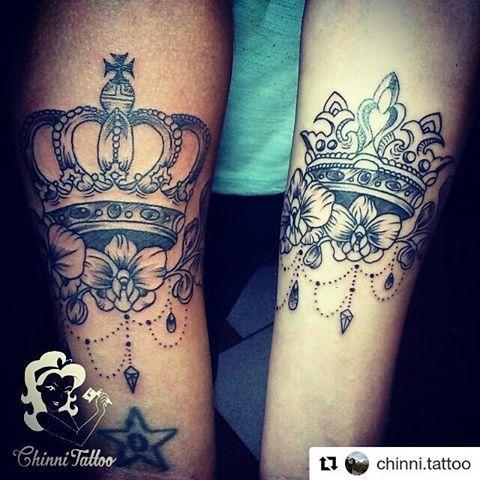 Resultado De Imagen Para Diseño De Corona De Reina Tattoos Diseños
