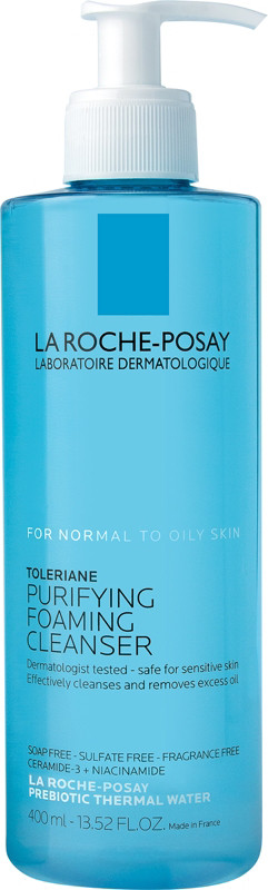 La Roche Posay Toleriane Purifying Foaming Face Wash For Oily Skin Ulta Beauty Cleanser For Oily Skin Foam Cleanser Skin Cleanser Products