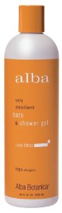 Alba Bath & Shower gel, Island Citrus, 12-Ounce Bottles (Pack of 3) by Alba. $22.96. Add generously to running water for rich, luxurious bubbles.. Made with a soothing and refreshing blend of lemon balm, aloe and meadowsweet.. A vibrant splash of invigorating island citrus enlivens the senses like a tropical sunrise.. Excellent for all skin types. Our unique blend of pure botanical extracts will refresh and revitalize your bathing routine. Natural emollients and so...