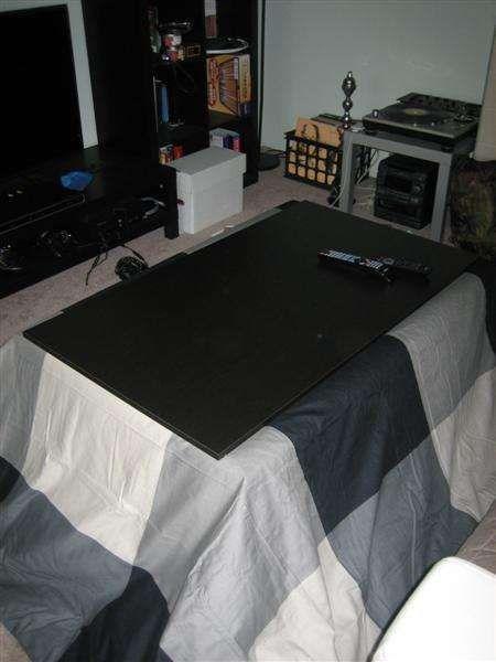 Build An American Style Kotatsu Asian Home Decor Home Home Decor
