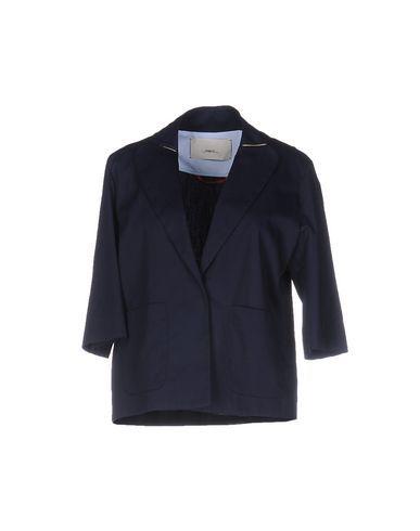 ..,MERCI Women's Blazer Dark blue 10 US
