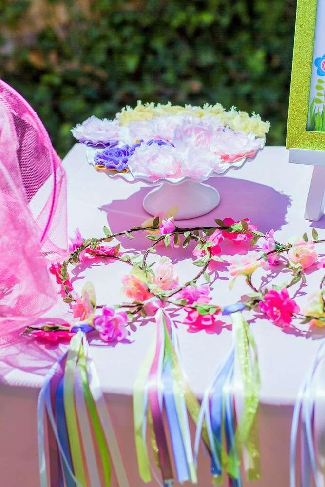 Butterfly Garden Birthday Party Ideas Garden Birthday