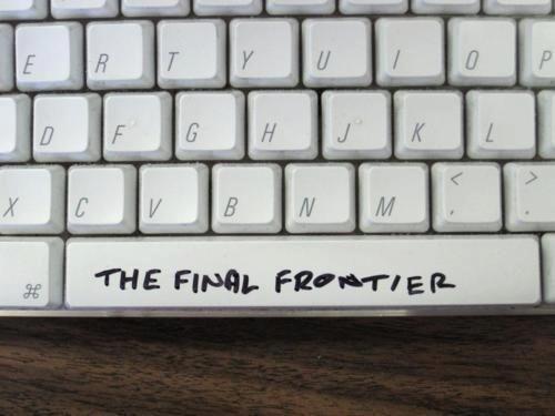 SpaceBar The Final Frontier