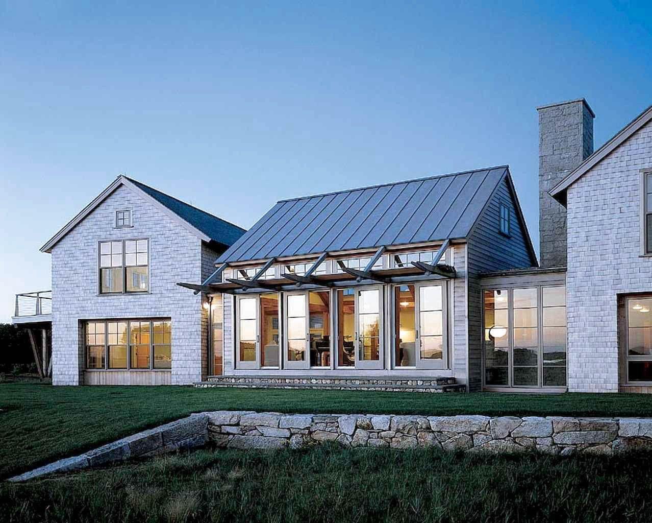 71 Favourite Modern Farmhouse Exterior Design Ideas In 2020