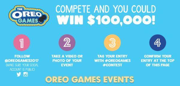 The Mondelez Global LLC is sponsoring the u201cWalmart Oreo Games - walmart careers