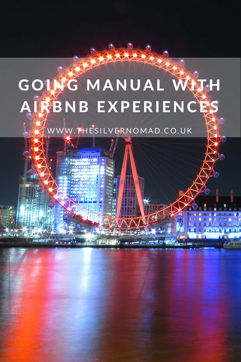 Going Fully Manual in London with Airbnb Experiences | The