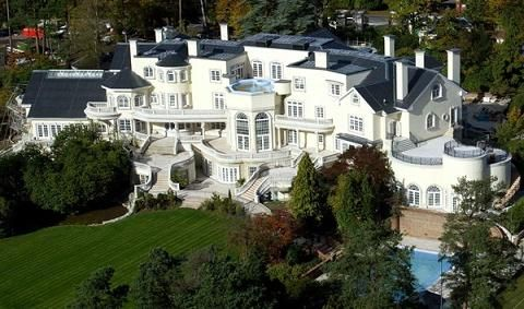 La Casa Mas Grande Del Mundo Google Search Mansions Big Mansions Expensive Houses