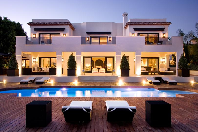 Droomhuis La House : Droomhuis modern house millionaire homes house home