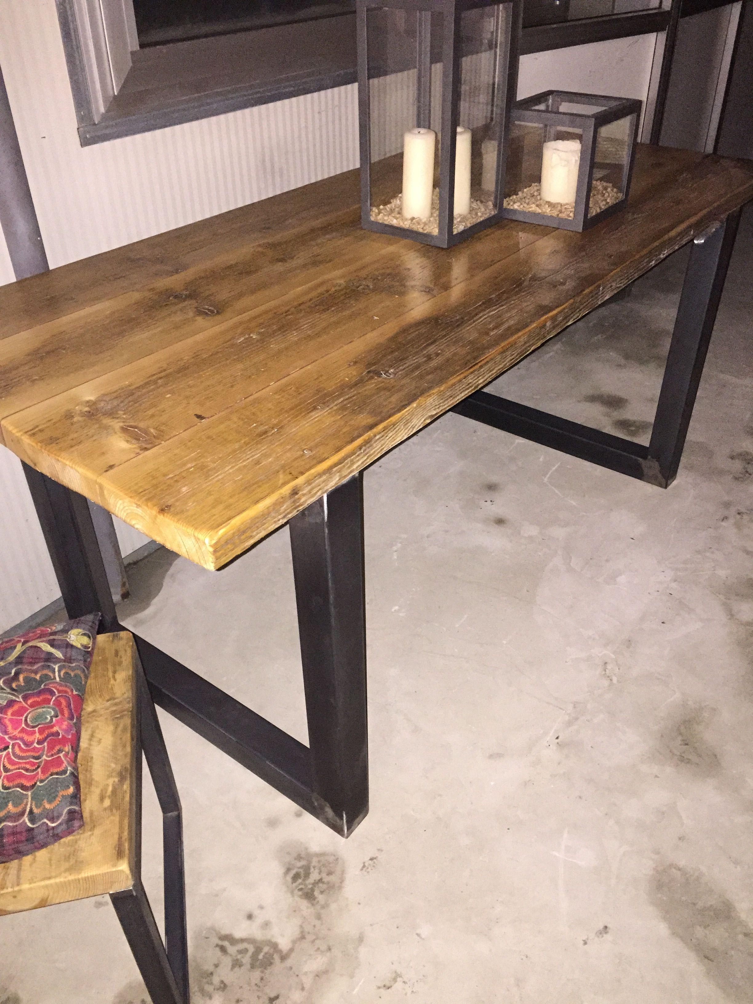Table ou bureau de fabrication artisanale style for Artisan du meuble