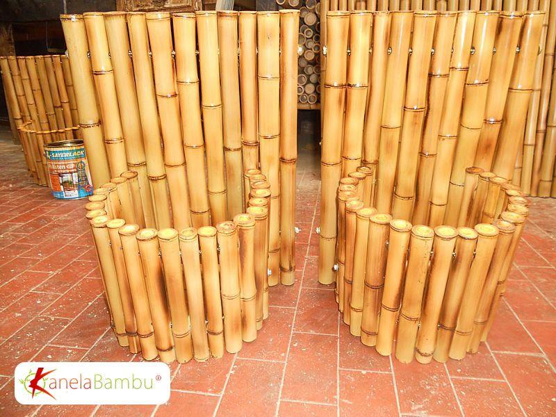 Artesanato Com Cd Velho ~ Objetos em Bambu Kanela Bambu Bambu Pinterest Bambu, Artesanato em bambu e Artesanato de