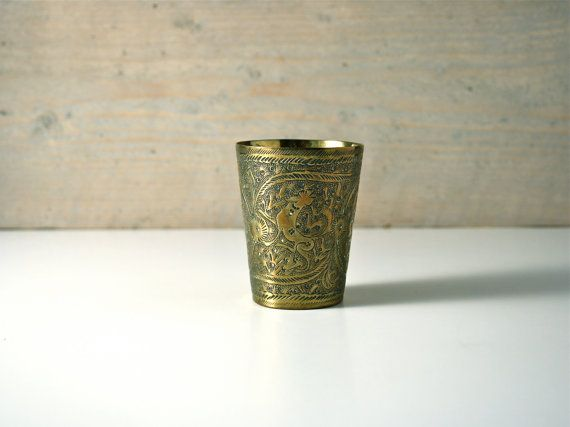 Your Place To Buy And Sell All Things Handmade Small Boho Vintage Brass