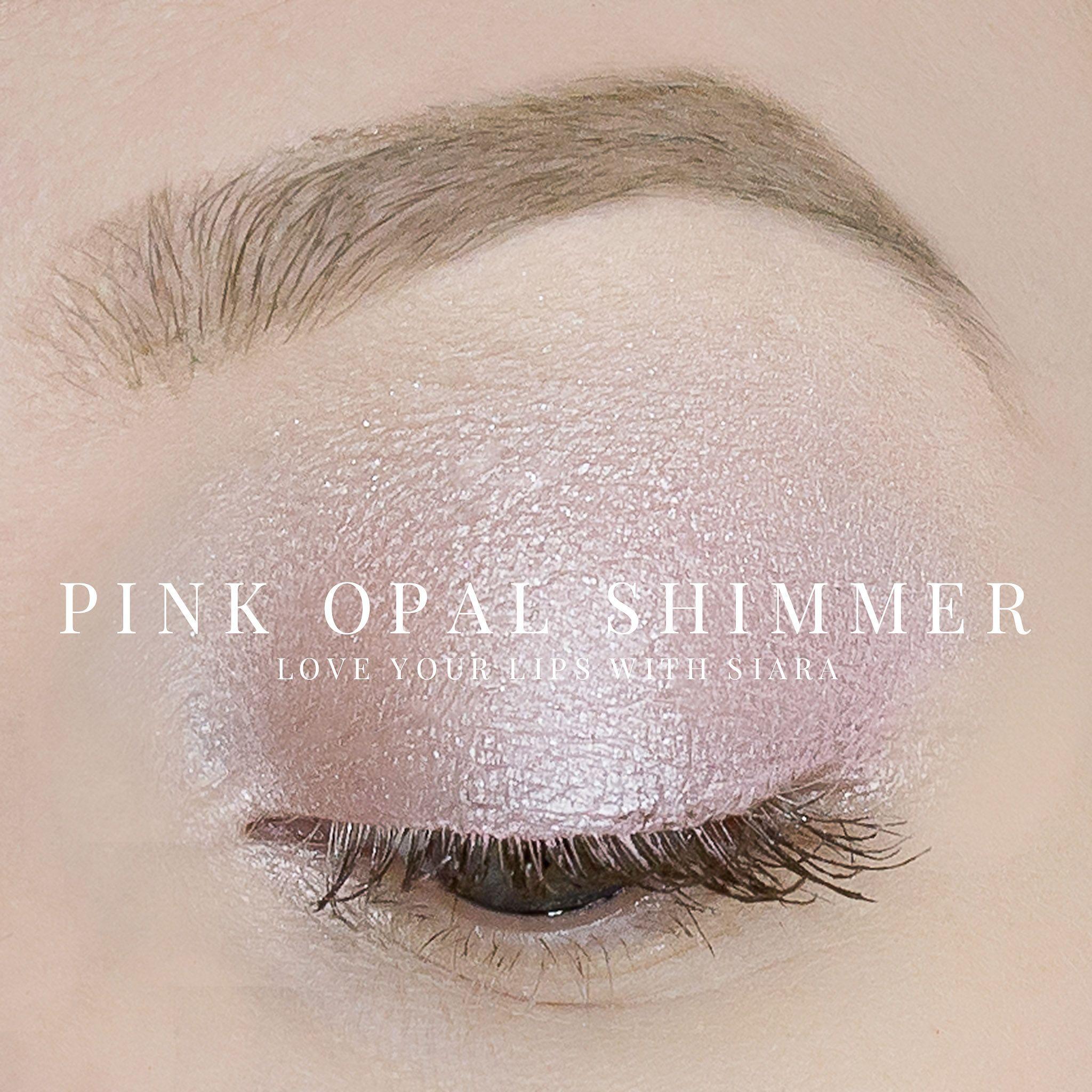 Pink Opal Shimmer ShadowSense by SeneGence Pink Opal Shimmer ShadowSense by SeneGence Melanie West melaniebrashier Senegence Pink Opal Shimmer ShadowSense by SeneGence