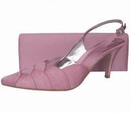 7f819a8283c0 Selina Quartz Pink Ladies Shoes