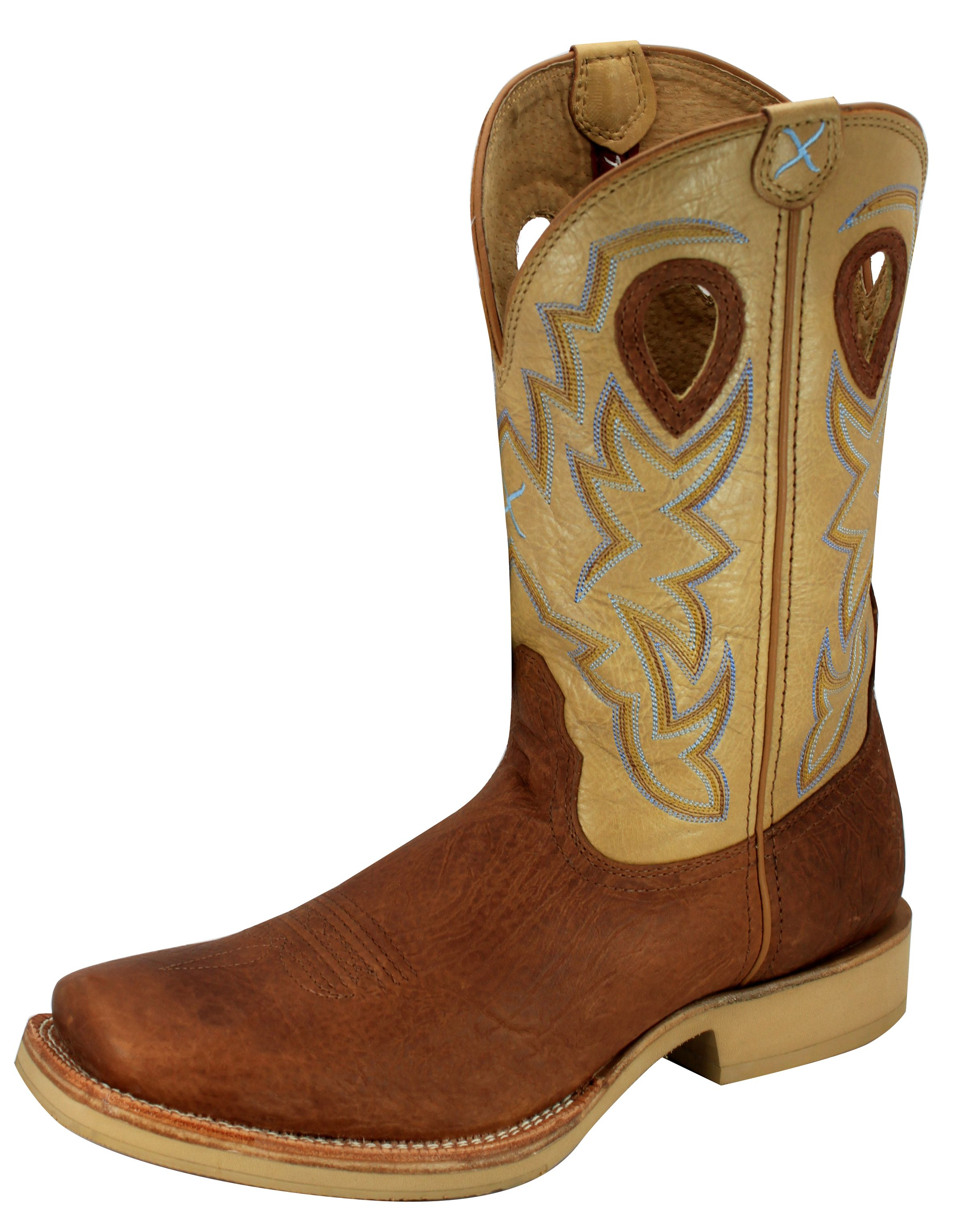 90b0b58d247 Twisted X Boots - Men's Horseman - MHM0017 | Silver Buckle ...