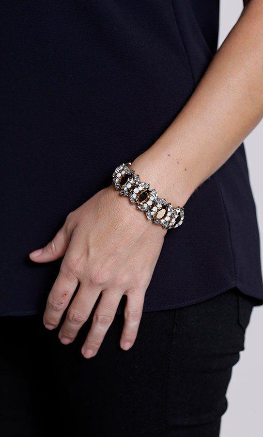 Holiday Bling Bracelet