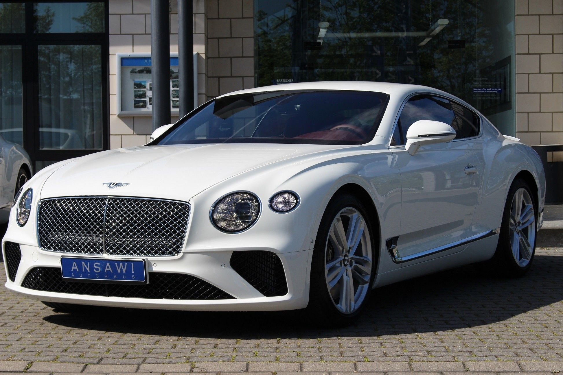 Bentley Continental GT W12 - Luxury Pulse Cars - Germany