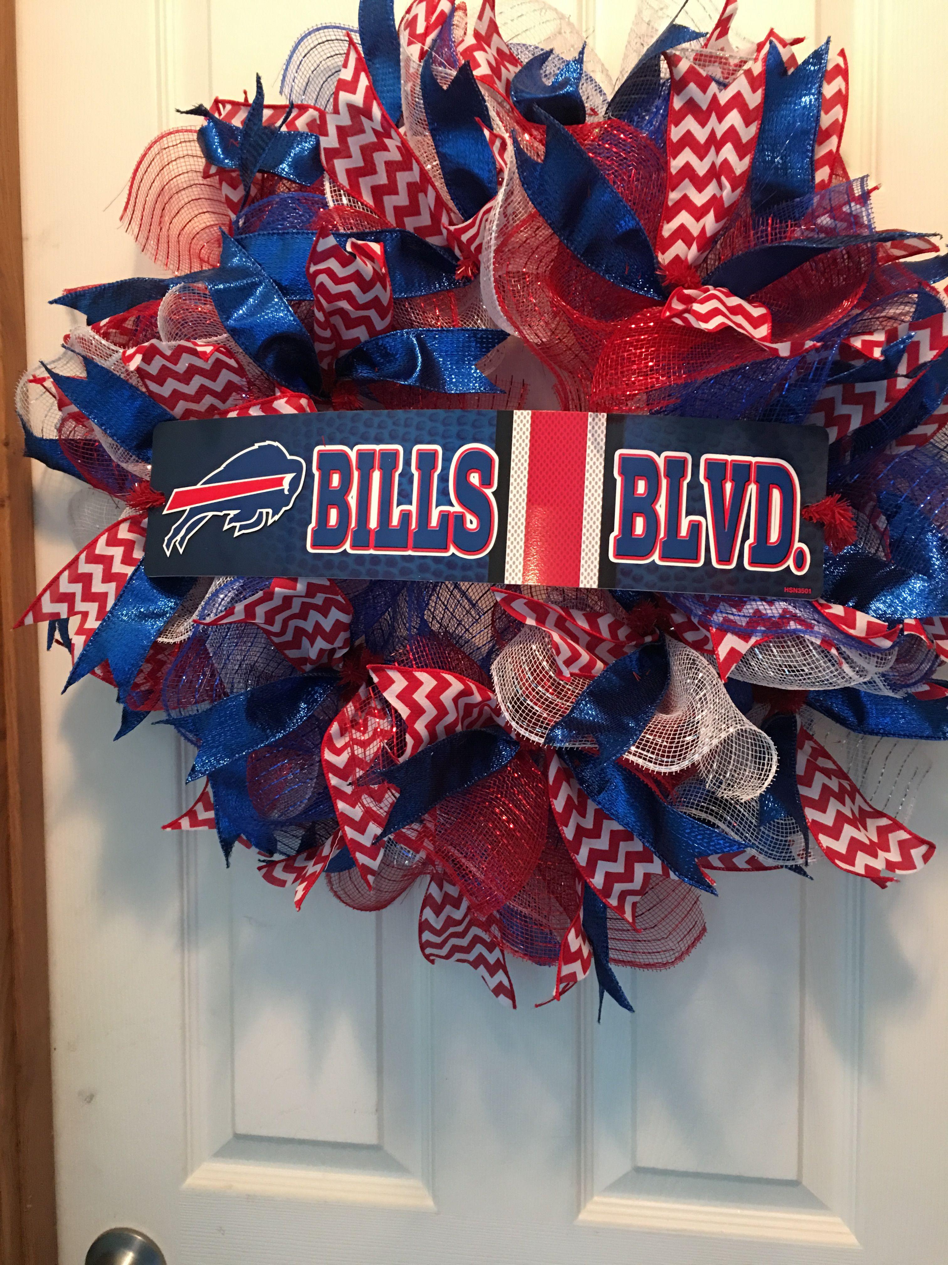 2631eb03 Buffalo Bills Wreath | Wreaths - NFL - Pro Football Wreaths & Door ...