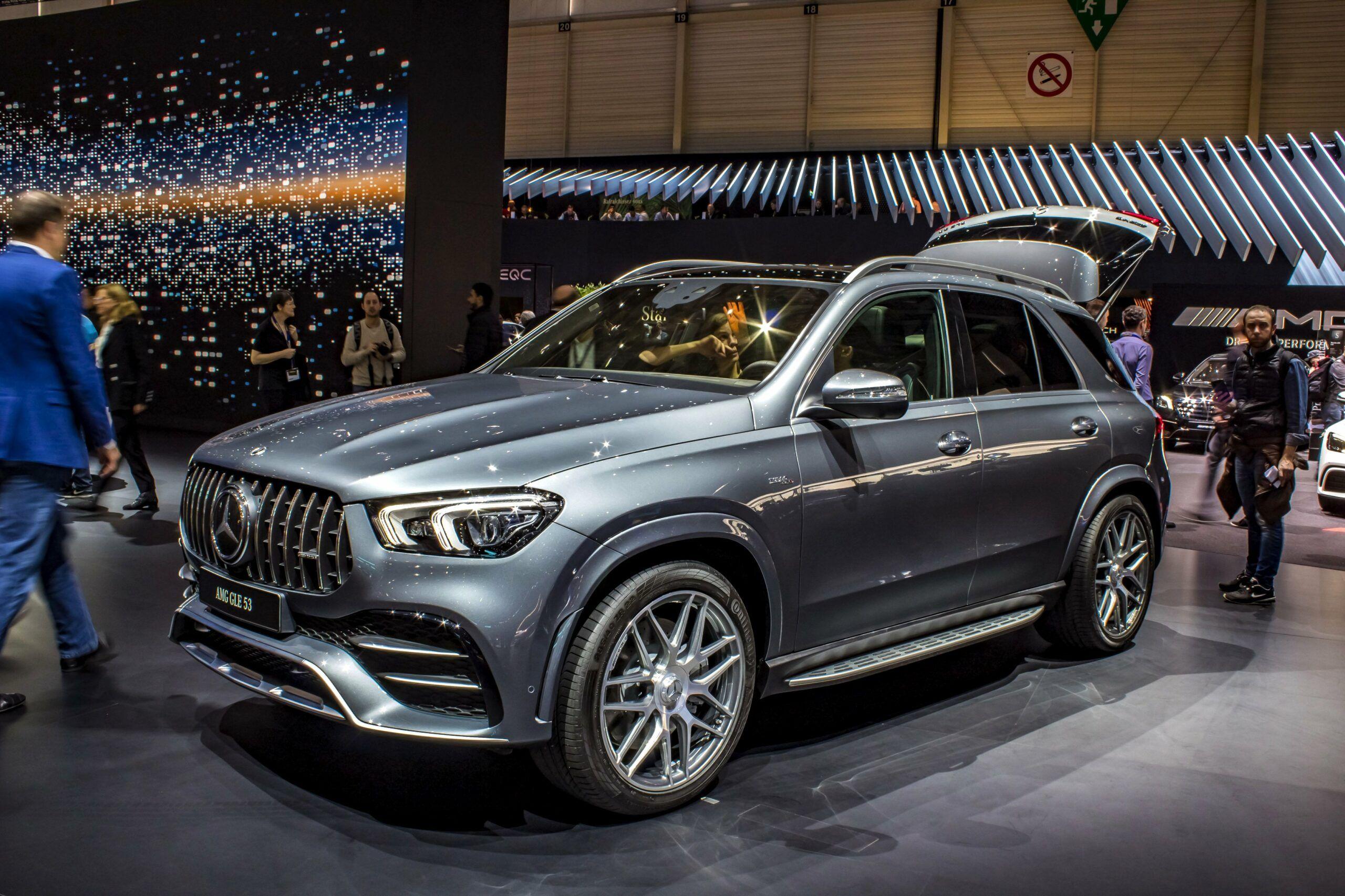 2020 Mercedes Usa Configurations
