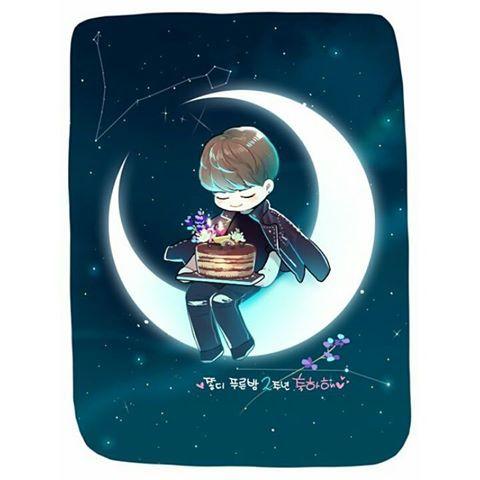 쫑디 ♥ㅎㅅㅎ♥ #SHINee #JjongD #BlueNight #2YearsWithBlueNight #Jonghyun #KimJonghyun #FanArt #By_riddle_shirt