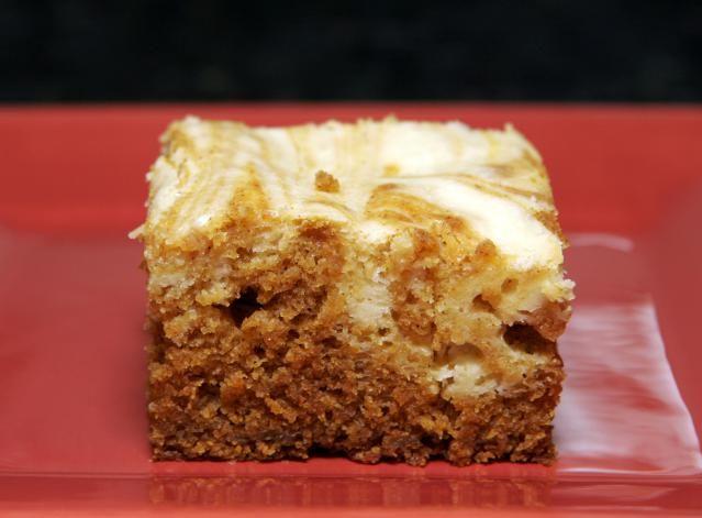 recipe: pumpkin cream cheese coffee cake [27]