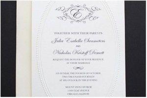 15 Gorgeous DIY Vintage Wedding Invitations & Save-The-Dates