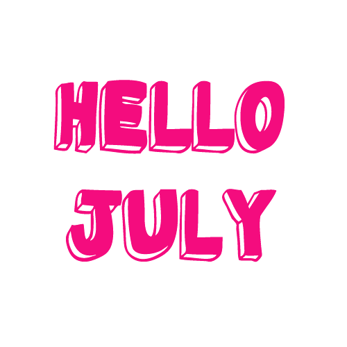 Hello July Design Ideas