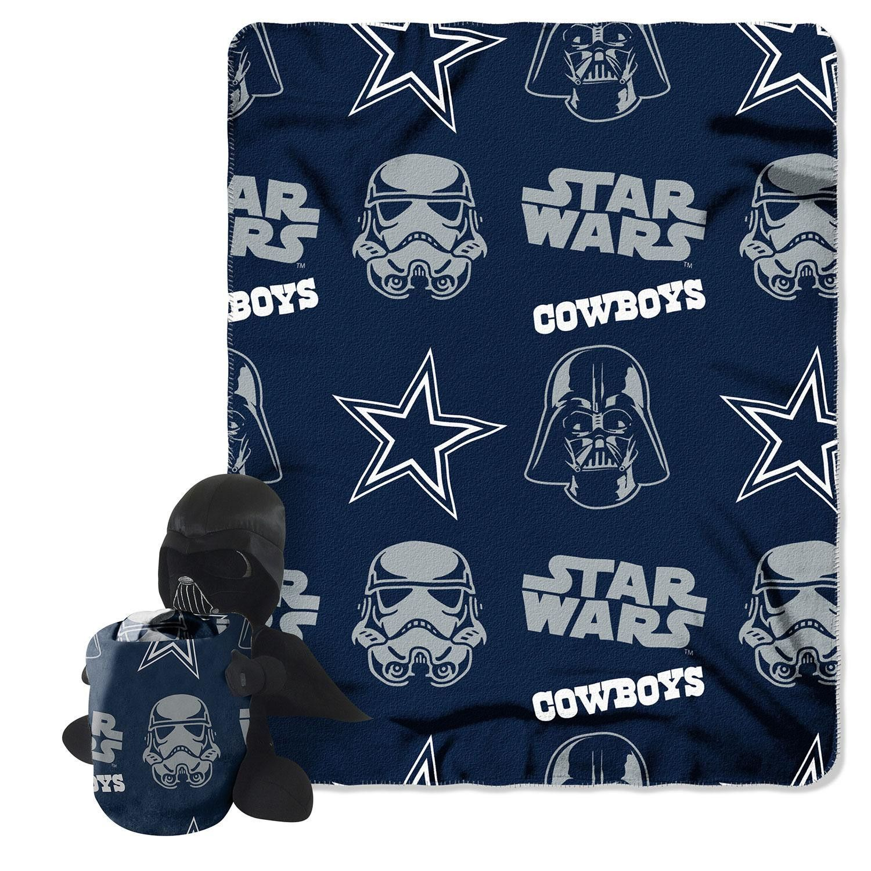 Dallas Cowboys NFL Star Wars Darth Vader Hugger & Fleece