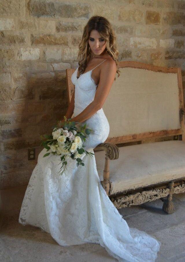 Katie May Poipu/Princeville Size 4 Wedding Dress   Wedding ...