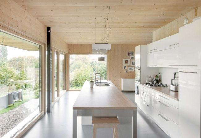 Une maison respectueuse de l\u0027environnement Pinterest - construire une maison ecologique